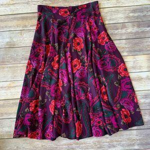 Carole Little for Saint Tropez Vintage 90's skirt